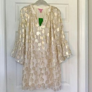 Lilly Pulitzer Dresses - Lilly Pulitzer Matilda Silk Tunic Dress